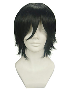 cheap Anime Cosplay Wigs-Cosplay Wigs Pandora Hearts Gilbert Nightray Anime Cosplay Wigs 32 CM Heat Resistant Fiber Men's