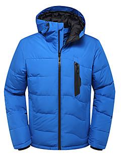 Herrn Daunenjacke für Wanderer Außen Winter Windundurchlässig Atmungsaktiv Oberteile Camping & Wandern Angeln Schnee Sport