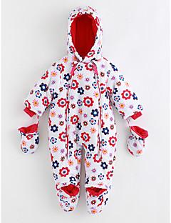 Baby Einzelteil Muster Baumwolle Winter Langarm
