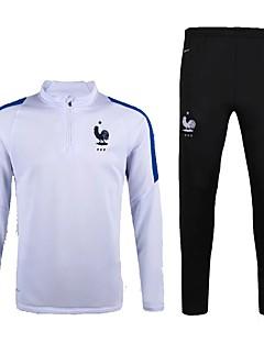 preiswerte -Unisex Fußball T-shirt Trainer Atmungsaktivität Herbst Frühling Solide Polyester Fussball