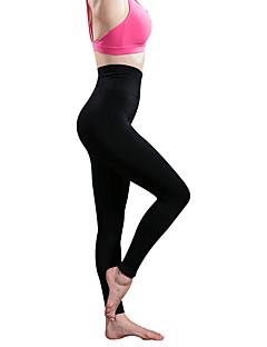זול ביגוד-מכנסיים יוגה טייץ רכיבה על אופניים חותלות מאמן ריקוד יוגה ייבוש מהיר גמישות גבוהה כושר וספורט מותן בינונית סטרצ'י (נמתח) בגדי ספורט בגדי