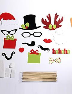 ハロウィーン小道具 ブラック ペーパー コスプレアクセサリー クリスマス