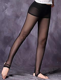 Χαμηλού Κόστους Χορός της κοιλιάς-Χορός της κοιλιάς Παντελόνια Φούστες Γυναικεία Επίδοση Τούλι Βολάν Αμάνικο Φυσικό Παντελόνια
