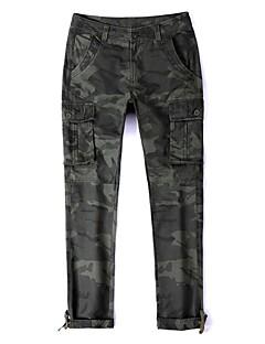 tanie Turystyczne spodnie i szorty-Męskie Turistické kalhoty Na wolnym powietrzu Zdatny do noszenia Back country Cross Country Fitness Zima Spodnie Outdoor Exercise