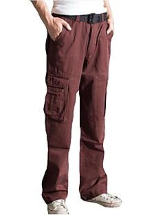 tanie Odzież turystyczna-Męskie Turistické kalhoty Na wolnym powietrzu Trener Chodzenie Spodnie Piesze wycieczki Kemping Chodzenie