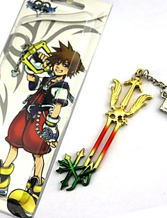 cheap Anime Cosplay-Cosplay Accessories Inspired by Kingdom Hearts Anime Cosplay Accessories Other Chrome