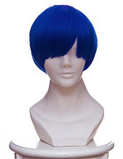 billige Anime cosplay-Cosplay Parykker Land av det lyse Anime Cosplay-parykker 30cm CM Varmeresistent Fiber Herre Dame
