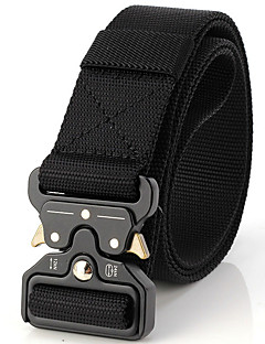 cheap Men's Belt-Men's Street chic Waist Belt - Solid Colored