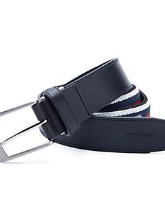 cheap Fashion Belts-Men's Vintage Fabric Waist Belt