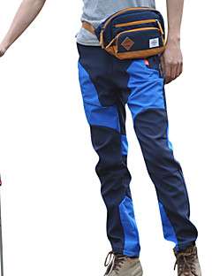 cheap Outdoor Clothing-Men's Hiking Pants Outdoor Waterproof Thermal / Warm Quick Dry Windproof Ultraviolet Resistant Insulated Anti-Eradiation Breathable Winter