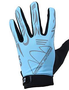 voordelige KORAMAN®-KORAMAN Activiteit/Sport Handschoenen Touch-handschoenen Fietshandschoenen Ademend Anti-ohjaimella Lange Vinger Nylon Fietsen / Fietsen