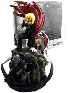 cheap Anime Cosplay-Anime Action Figures Inspired by Fullmetal Alchemist PVC 24 CM Model Toys Doll Toy