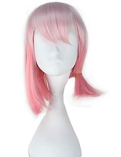 billiga Lolitamode-Lolita-peruker Lolita Rosa Prinsess Lolita Lolita-peruker 16 tum Cosplay-peruker Halloween Peruk halloween Peruker