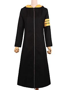 """billige Anime cosplay-Inspirert av One Piece Trafalgar Law Cosplay Anime  """"Cosplay-kostymer"""" Cosplay Klær Annen Langermet Frakk Til Herre Dame"""