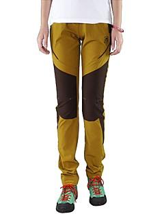 tanie Turystyczne spodnie i szorty-Damskie Spodnie turystyczne Na wolnym powietrzu Oddychalność, Zdatność, Powrót kraju Spodnie Ćwiczenia na zewnątrz