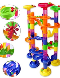 cheap -Marble Run Stress and Anxiety Relief A Grade ABS Plastic Kid's Gift 105pcs