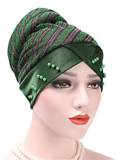 billige Hatter til damer-Unisex Søtt Solhatt Stripet
