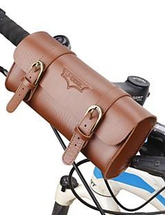 cheap Bike Bags-Bike Bag Bike Handlebar Bag Wearable Travel Phone / Iphone Casual Bicycle Bag Leather Cycle Bag Cycling Bike