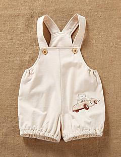 billige Babytøj-Baby Unisex Ensfarvet Uden ærmer En del