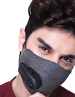 cheap Cycling Clothing-Xiaomi Pollution Protection Mask All Seasons Rechargeable Breathable Lightweight Casual Outdoor Exercise Bike / Cycling Unisex Cotton