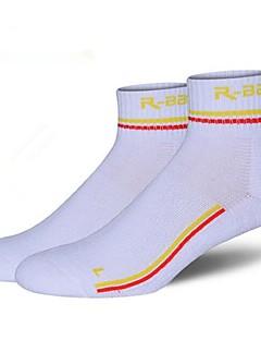 Χαμηλού Κόστους Κάλτσες Ποδηλασίας-Αθλητικές κάλτσες / αθλητικές κάλτσες Ποδήλατο / Ποδηλασία Κάλτσες Γυναικεία Ποδηλασία / Ποδήλατο Ανατομικός Σχεδιασμός / Ικανότητα να αναπνέει / Προστατευτικό 1 Pair / Spandex / Spandex