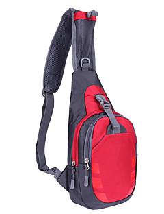 billiga Ryggsäckar och väskor-5L Magväskor - Lättvikt, Bärbar Camping, Militär, Resor Himmelsblå, Röd, Grön