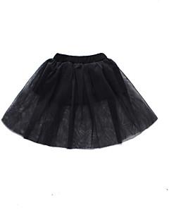 billige Pigenederdele-Baby Pige Ensfarvet Nederdel