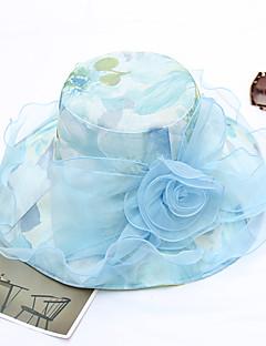 cheap Fashion Hats-Women's Cute Sun Hat - Rainbow Mesh