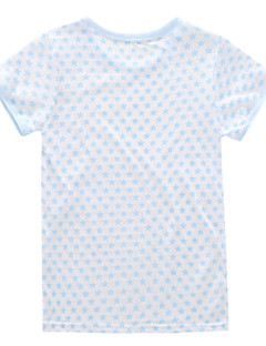 billige Pigetoppe-Børn Pige Frugt Kortærmet T-shirt