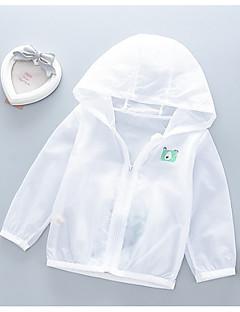 billige Overtøj til babyer-Baby Unisex Jacquard Vævning Langærmet Jakkesæt og blazer