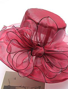 cheap Fashion Hats-Women's Cute / Basic Sun Hat - Print Lace