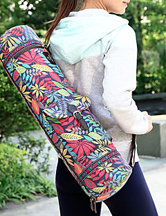 cheap Exercise, Fitness & Yoga-Gym Bag / Yoga Bag - Yoga, Gym Wearable Polyester Microfiber Red, Blue