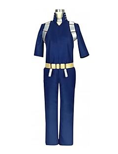 """billige Anime Kostymer-Inspirert av My Hero Academy Battle For All / Boku no Hero Academia Cosplay Anime  """"Cosplay-kostymer"""" Cosplay Klær Annen Halvlange ermer"""