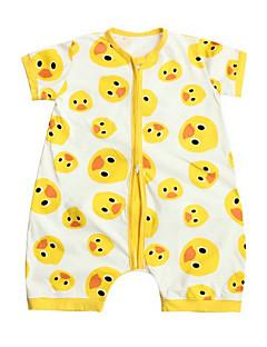 billige Undertøj og sokker til piger-Baby Pige Trykt mønster Nattøj