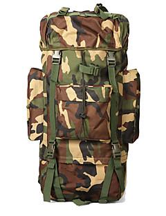 billiga Ryggsäckar och väskor-65 L Ryggsäckar - Snabb tork, Bärbar Utomhus Camping Nylon Kamoflage