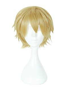 billiga Anime/Cosplay-peruker-Cosplay Peruker Touken Ranbu Cosplay Animé Cosplay-peruker 88.9 cm CM Värmebeständigt Fiber Unisex