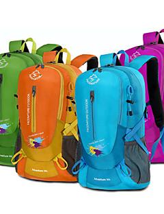 billiga Ryggsäckar och väskor-30 L Ryggsäckar - Anti-halk, Mateial som andas Utomhus Camping, Resor Oxfordtyg Fuchsia, Armégrön, Blå