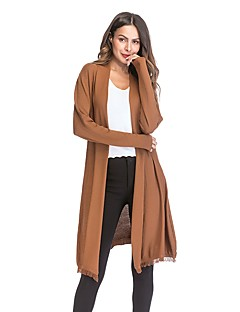 baratos Suéteres de Mulher-Mulheres Activo Carregam - Sólido