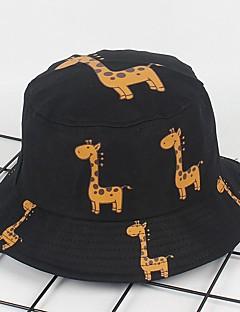 billige Trendy hatter-Dame Aktiv / Ferie Solhatt Trykt mønster