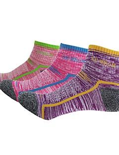 billige Clothing Accessories-Dame 3 deler Sokker Lettvekt / Stretch til Utendørs Trening / Elastisk