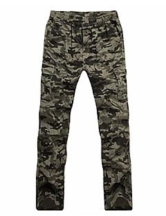billige Herrebukser og -shorts-Herre Militær Lastebukser Bukser Kamuflasje