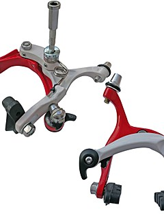 Χαμηλού Κόστους Φρένα-Φρένα Bike & Ανταλλακτικά Ποδηλασία Δρόμου / Ποδήλατο με σταθερό γρανάζι Ασφάλεια Κράμα αλουμινίου Φούξια