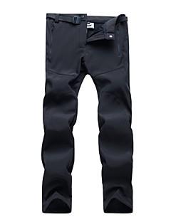 tanie Turystyczne spodnie i szorty-Damskie Spodnie turystyczne Na wolnym powietrzu Ochrona przed deszczem Jesień, Zima Spodnie, Doły Piesze wycieczki Ćwiczenia na zewnątrz Kemping L XL XXL