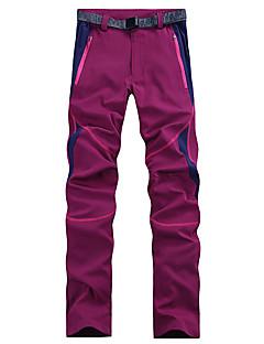 tanie Turystyczne spodnie i szorty-Damskie Spodnie turystyczne Na wolnym powietrzu Odporność na wiatr, Szybkie wysychanie, Zdatny do noszenia Spodnie Wędkarstwo / Piesze wycieczki / Odporny na UV