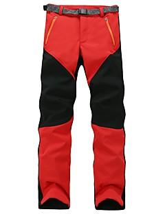 baratos Calças e Shorts para Trilhas-Unisexo Calças de Trilha Ao ar livre A Prova de Vento, Leve, Vestível Calças Equitação / Alpinismo / Campismo / Com Stretch