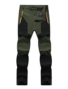 tanie Odzież turystyczna-Męskie Spodnie turystyczne Na wolnym powietrzu Odporność na wiatr, Oddychalność, Zdatny do noszenia Spodnie / Doły Piesze wycieczki / Ćwiczenia na zewnątrz