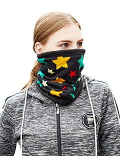 billige Sykkelklær-hals gamasjer / Ansiktsmaske / Headsweat Høst / Vinter Hold Varm / Pustende / Bekvem Sykkel / Vei Sykkel Unisex Fleece