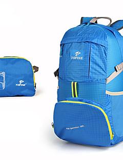 billiga Ryggsäckar och väskor-35 L Ryggsäckar - Lättvikt, Regnsäker, Bärbar Folding Utomhus Fiske, Camping, Strand Nylon Fuchsia, Grön, Blå