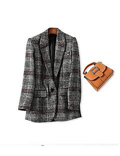 Χαμηλού Κόστους Γυναικεία σπορ σακάκια και μπουφάν-γυναικεία μπλούζα-καρφίτσα καπέλο peter παλτό