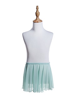 tanie Stroje baletowe-Balet Doły Dla dziewczynek Szkolenie / Spektakl Szyfon Gore Spódnice